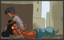 Aladdin Artwork 3