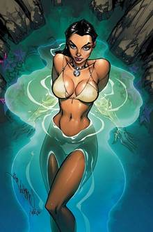 Art By J.Scott Campbell