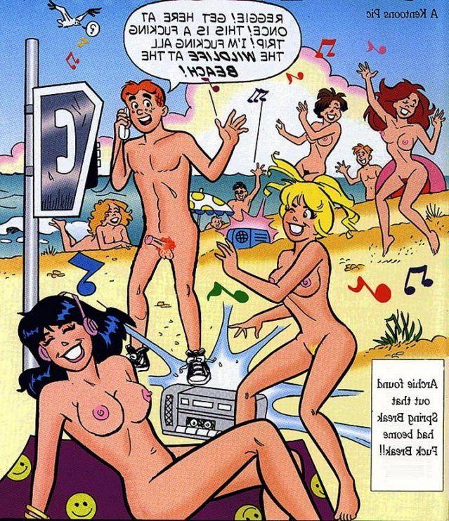Archie comic sex nonsense!