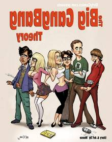 The big gang bang Theory