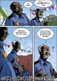 Blacknwhitecomics – Campus Police 2