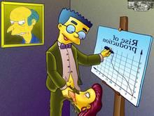 Cartoon Reality -The Simpsons
