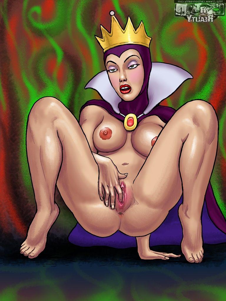 snow white cartoon xxx