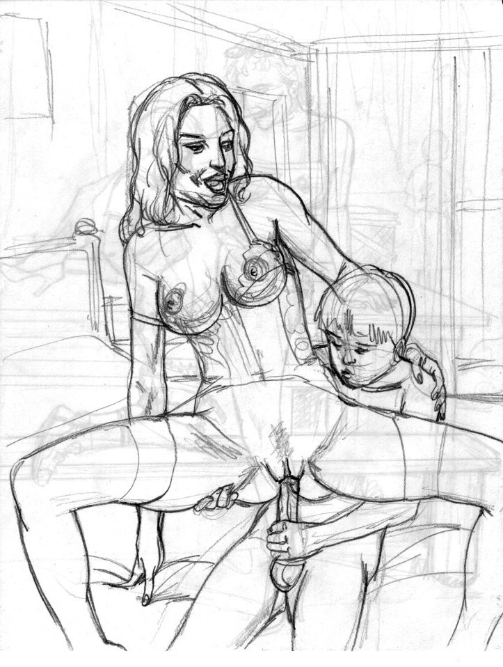Valuable mom incest drawn art pics necessary phrase