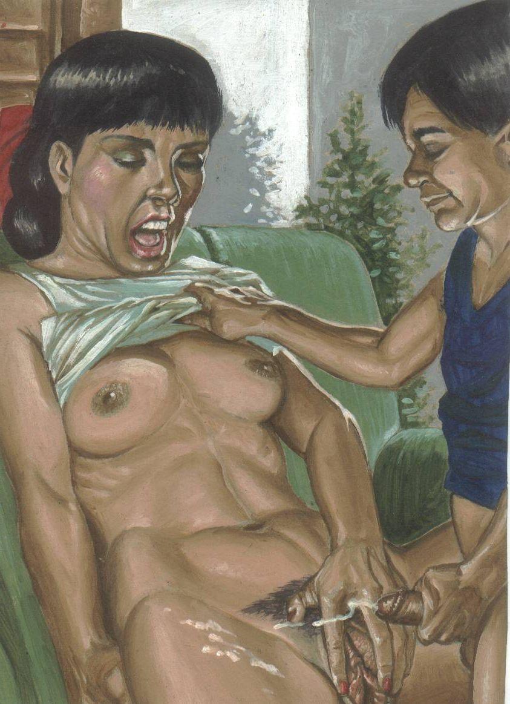 Порно Инцест Мама И Сын