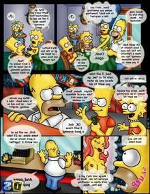 Drawn Sex-Fair (The Simpsons)