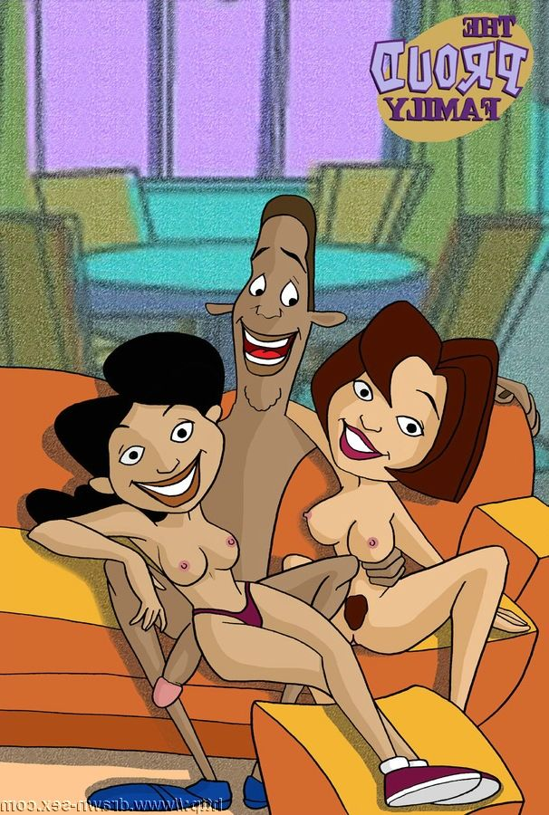 The proud family porn