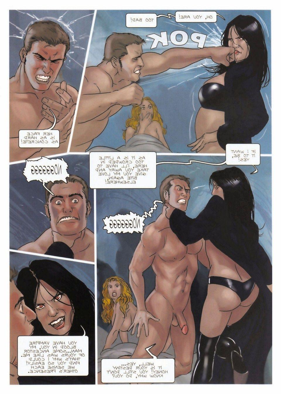 frans mensink kristina queen of vampires xxx comics