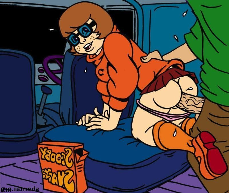 Foreplay Velma Dinkley Cosplay Suck And Titfuck Shaggy Cumshot