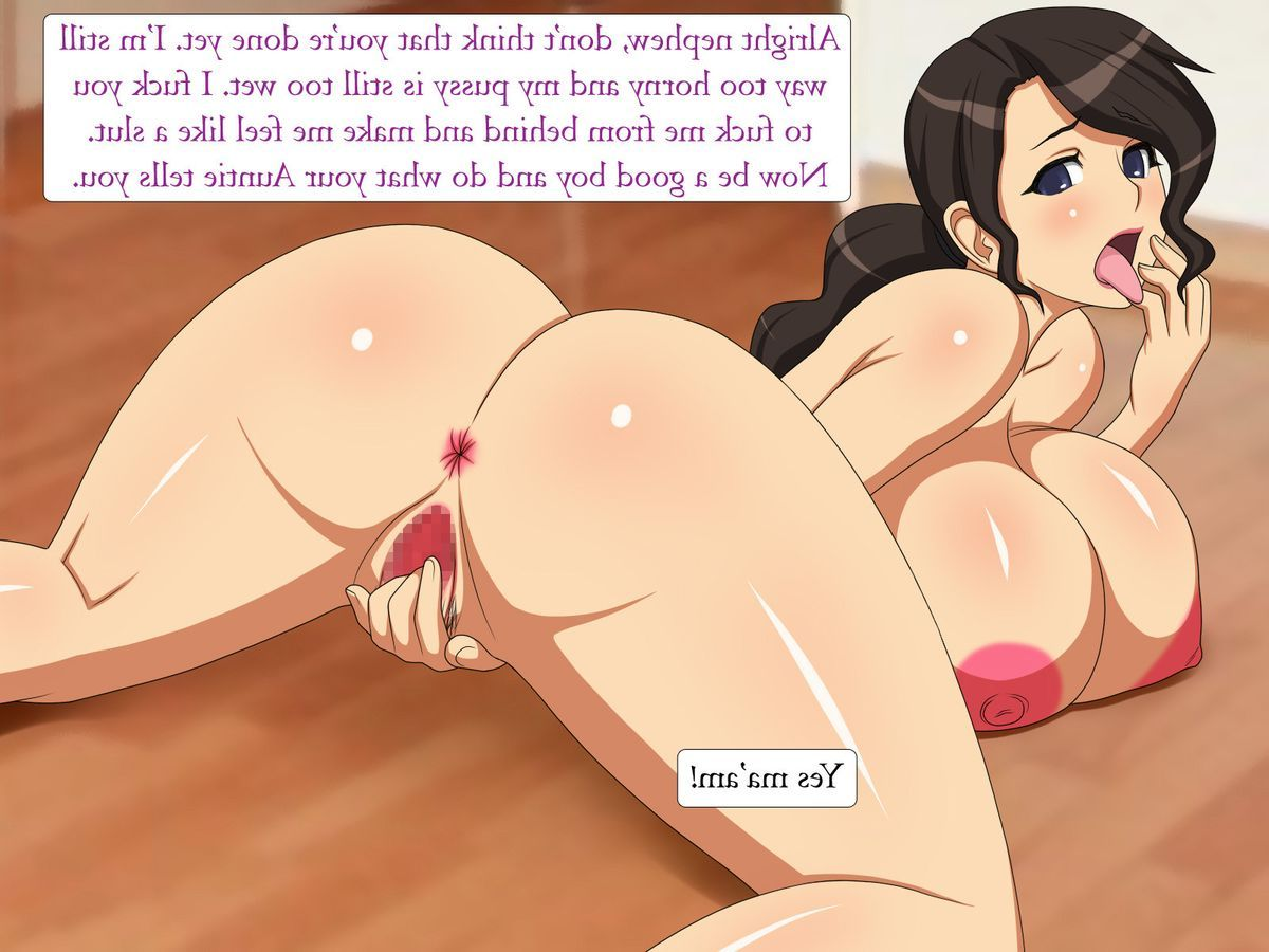 horny mom hentai