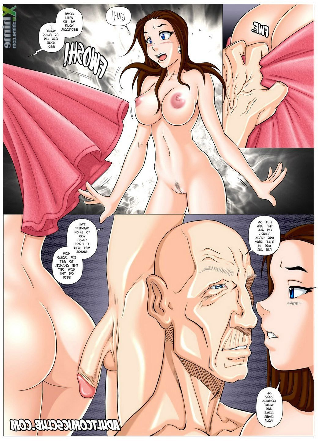 Hentai stepfather
