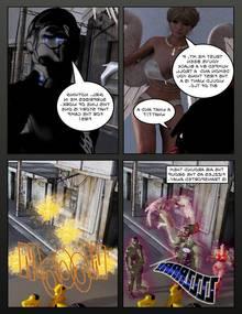 3D Comix-Knightwatch 1