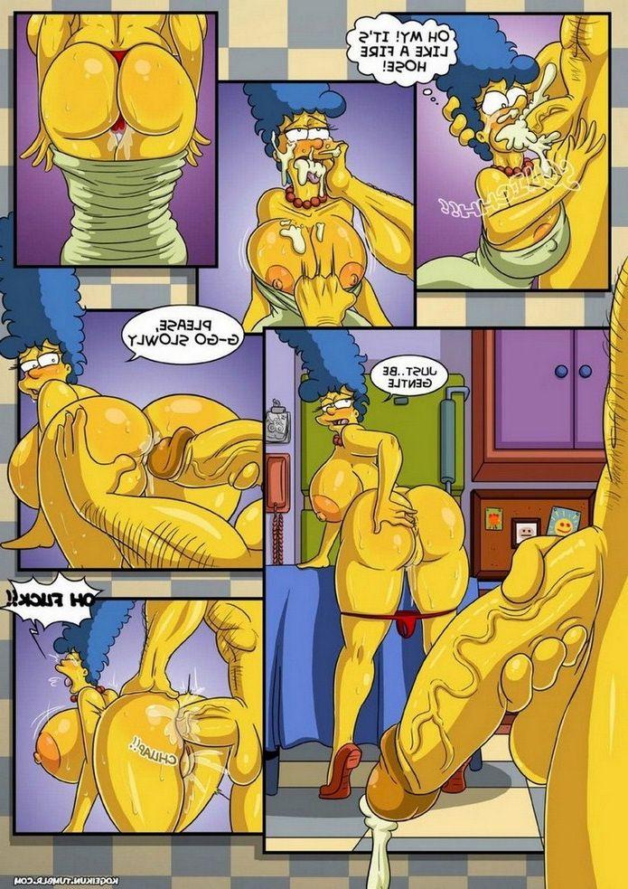 Simpson erotica marge