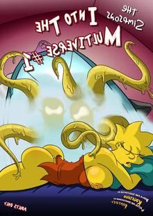 Kogeikun – The Simpsons Into The Multiverse 1