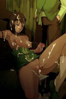 Legend of Korra-Caged With a Ghost-Free Adult Porn Comix