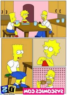 Lisa Simpsons Little Whore