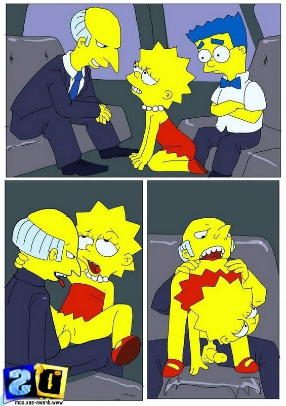 from Giovani sex lisa ray sex lisa simpson comics