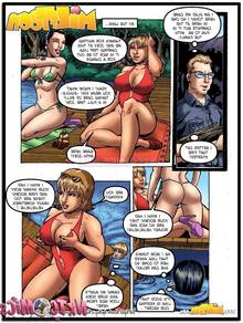 Milftoon – Picnick New Pages