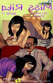 Miss Rita:Episode 19-Indian Porn Adult Comix Free Download
