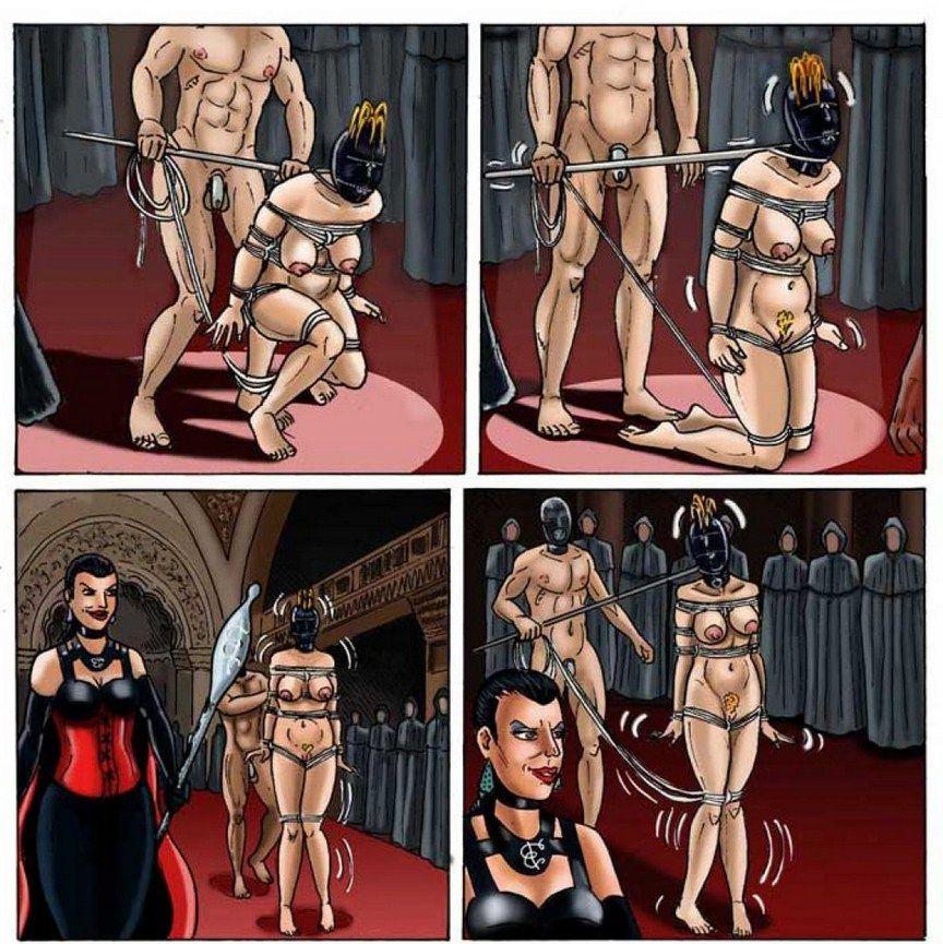 Sex slave and bondage stories