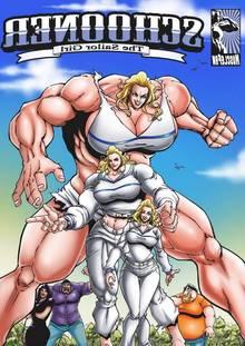 MusleFan-Schooner The Sailor Girl