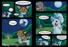 Pokemon Furry-A Riolu Is Born