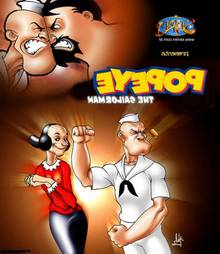 Popeye – The Dance Instructor