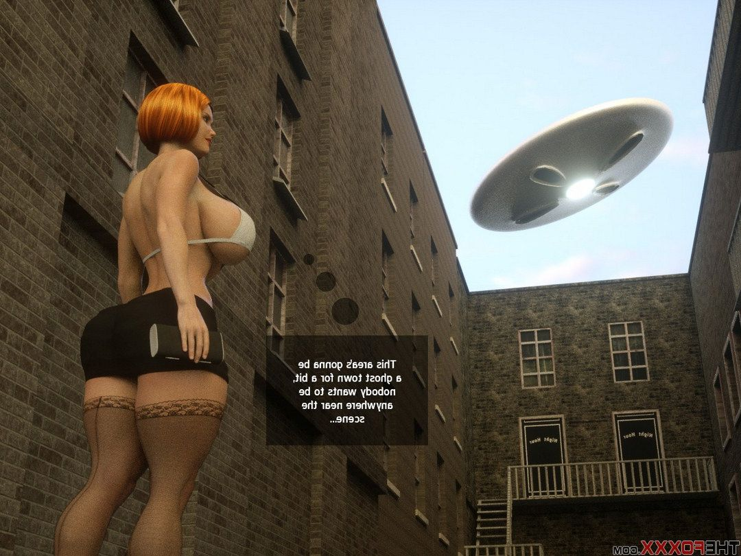 3d comic alien abduction episode 2
