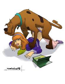 Scooby doo 3D porno well!