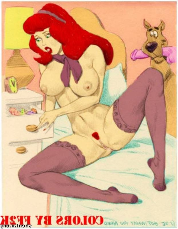 Would cum scooby doo milftoon
