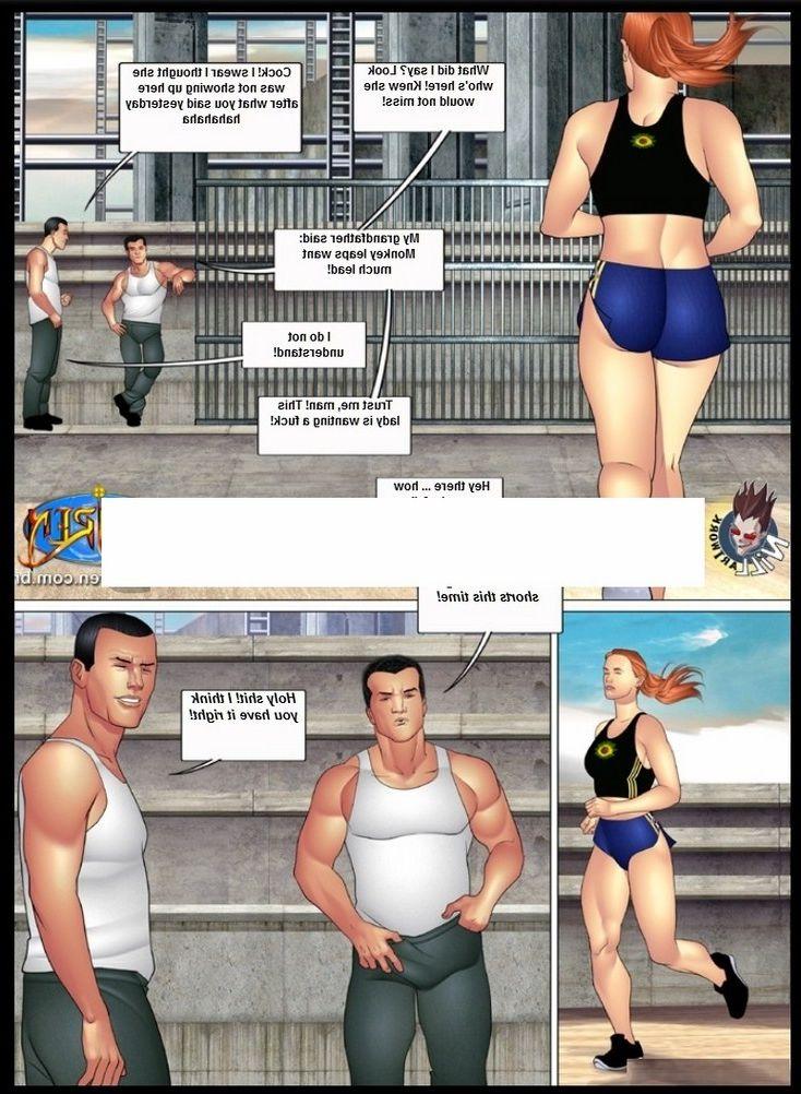 Комиксы seiren