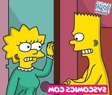 Simpsons – Bart and Lisa
