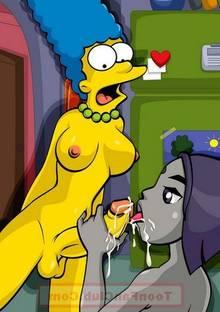 Simpsons Futanari Dick Girl