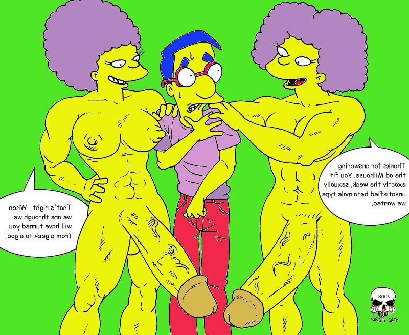the simpsons futa