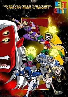 Teen Titans-Trigon's Dark Desires