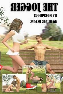 3D Porn Comix-The Jogger