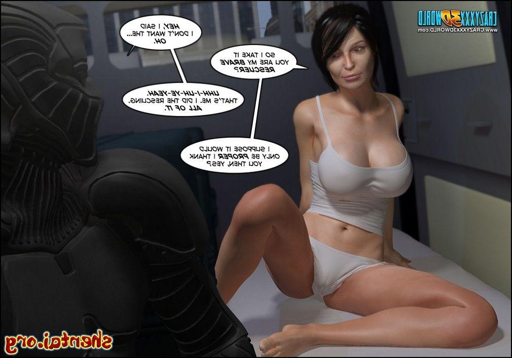 3d comic vox populi episode 5 5