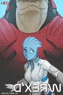 Wrex'd (Mass Effect)